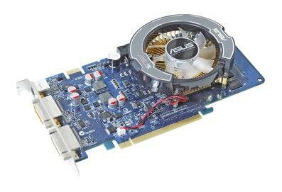Видеокарта ASUS GeForce 9600 GSO,  512Мб, DDR2, Ret [en9600gso magic/htdp/512]