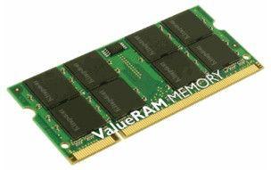 Модуль памяти KINGSTON KVR667D2S5/2G DDR2 -  2Гб 667, SO-DIMM,  Ret