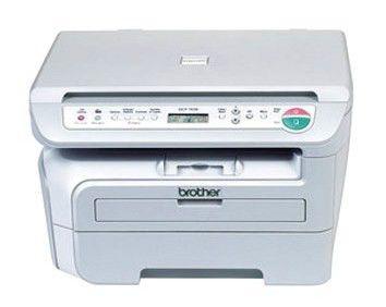 МФУ BROTHER DCP-7030R,  A4,  лазерный