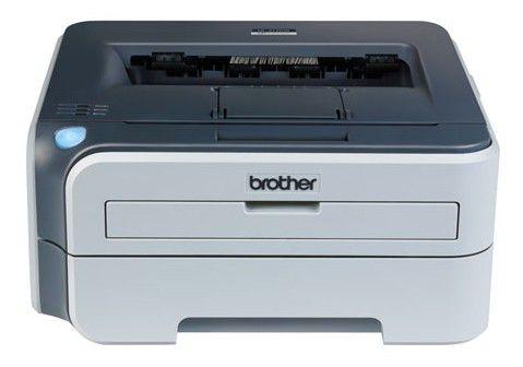 Принтер BROTHER HL-2170WR лазерный, цвет:  белый [hl2170wr]