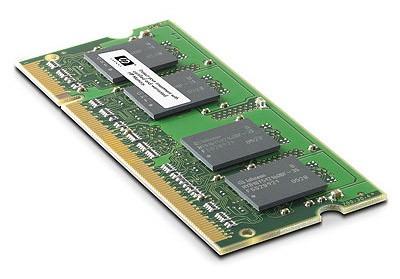 Модуль памяти HP KT293AA DDR2 -  2Гб 800, SO-DIMM,  OEM