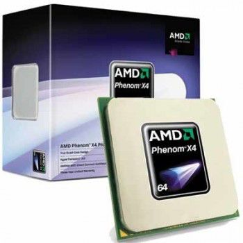 Процессор AMD Phenom X4 9650, SocketAM2+ BOX [hd9650wcghbox]