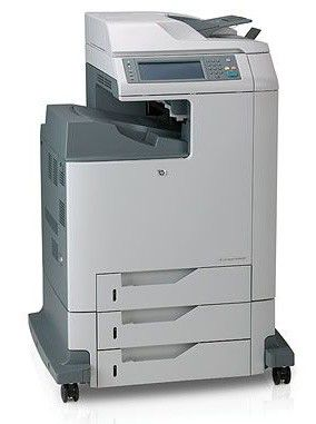МФУ HP Color LaserJet CM4730f,  A4,  цветной,  лазерный [cb481a]