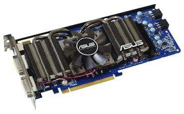 Видеокарта ASUS GeForce 9800 GTX,  512Мб, DDR3, Ret [en9800gtx+/htdi/512]