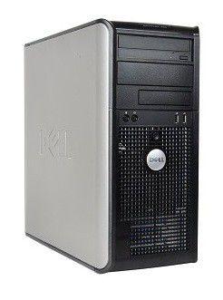 DELL Optiplex 755MT,  Intel  Core2 Duo  E8400,  DDR2 1Гб, 250Гб,  ATI Radeon HD 2400 - 256 Мб,  Free DOS,  черный