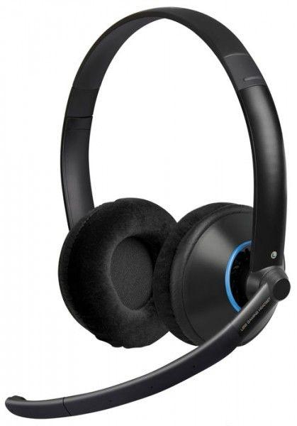 Наушники с микрофоном CREATIVE HS-950,  51EF0110AA001,  накладные, черный