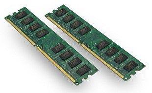 Модуль памяти PATRIOT DDR2 -  2x 2Гб 800, DIMM,  OEM
