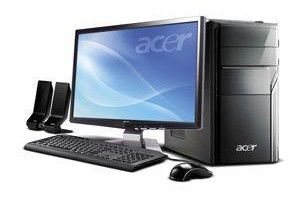 ACER Aspire M3641,  Intel  Core2 Duo  E7300,  DDR2 3Гб, 320Гб,  nVIDIA GeForce 9600 GS - 768 Мб,  Blu-Ray,  Windows Vista Home Basic,  черный [92.dwm7p.r7b]