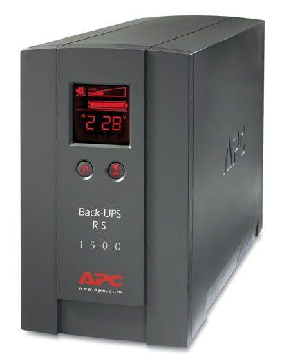 Источник бесперебойного питания APC Back-UPS RS BR1500,  1500ВA [br1500lcdi]