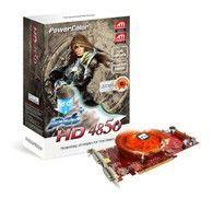 Видеокарта POWERCOLOR Radeon HD 4850,  1Гб, DDR3, Ret [ax4850 1gbd3-ph]