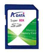 Карта памяти SD A-DATA My Flash 2 ГБ