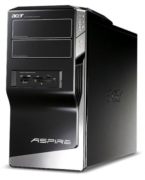 ACER Aspire M5201,  AMD  Phenom X4  9150e,  DDR2 4Гб, 640Гб,  nVIDIA GeForce 9600 GT - 512 Мб,  DVD-RW,  Windows Vista Home Premium,  черный [91.ljf7q.rcp]