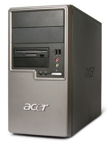 ACER Veriton M264,  Intel  Core2 Duo  E4700,  DDR2 2Гб, 320Гб,  ATI Radeon HD 3450 - 256 Мб,  DVD-RW,  Windows Vista Business,  черный [ps.m24e1.r01]