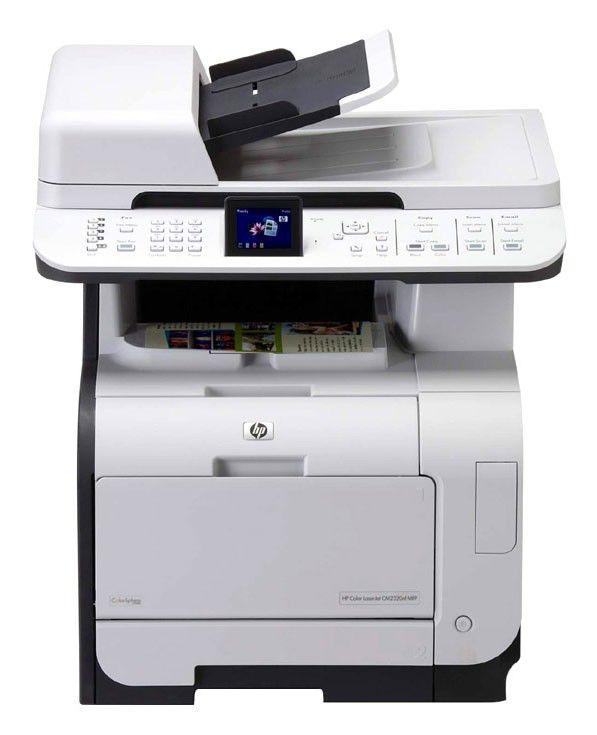МФУ HP Color LaserJet CM2320nf,  A4,  цветной,  лазерный [cc436a]