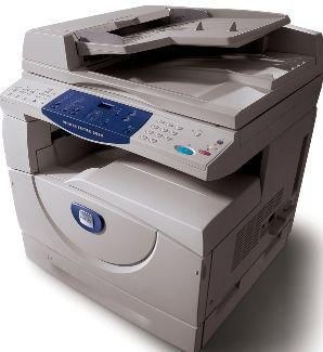 МФУ XEROX WorkCentre 5020/DN,  A3,  лазерный,  белый [100s12655]