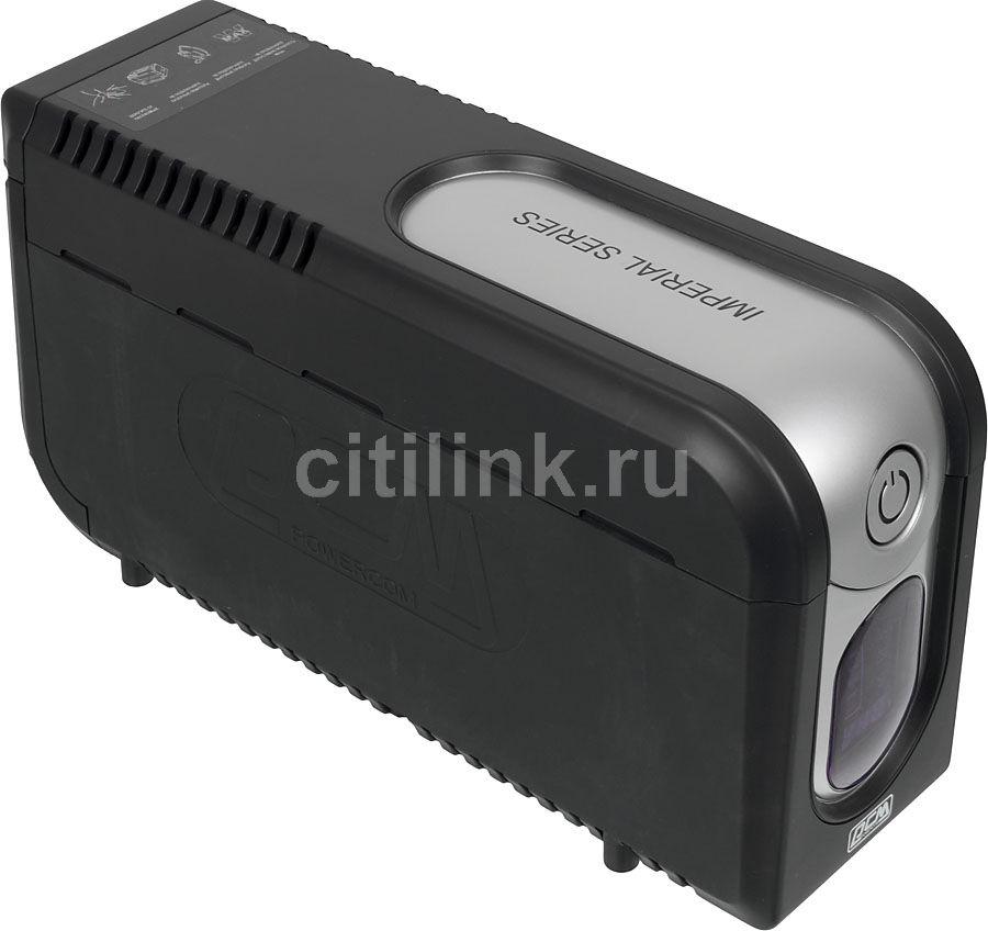Источник бесперебойного питания Powercom IMD-825AP (3 кабеля) (отремонтированный)