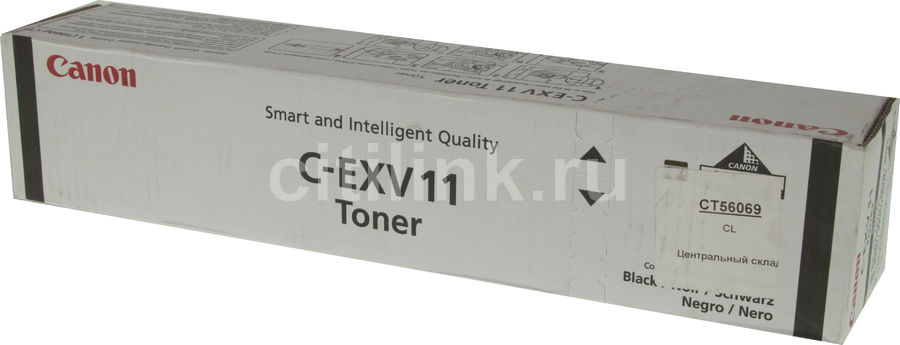 Тонер CANON C-EXV11,  для iR2270/2280,  черный, 1060грамм, туба [9629a002]
