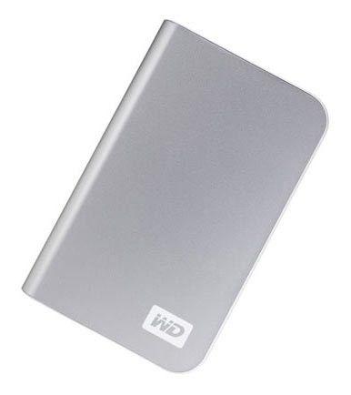 Внешний жесткий диск WD My Passport Essential WDMES5000, 500Гб, серебристый [wdmes5000te]