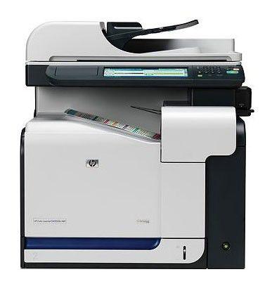 МФУ HP Color LaserJet CM3530FS,  A4,  цветной,  лазерный [cc520a]