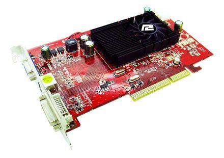 Видеокарта POWERCOLOR Radeon HD 2400 Pro,  512Мб, DDR2, oem