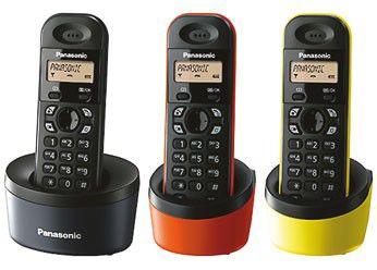 Радиотелефон PANASONIC KX-TG1313RU5,  серый