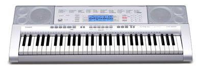 Синтезатор CASIO CTK-4000, 61, невзвешенная, полноразмерные, 48