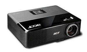 Проектор ACER P1166 черный [ey.j6901.001]