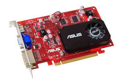 Видеокарта ASUS Radeon HD 4550,  512Мб, DDR3, Ret [eah4550/di/512md3]