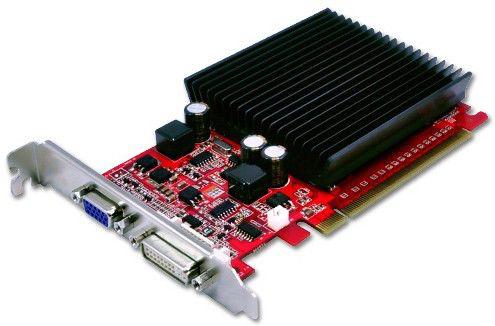Видеокарта PALIT GeForce 9500 GT,  256Мб, DDR3, oem [ne39500tfhd21]