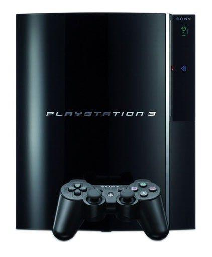 Игровая консоль SONY PlayStation 3 CECHK08, черный