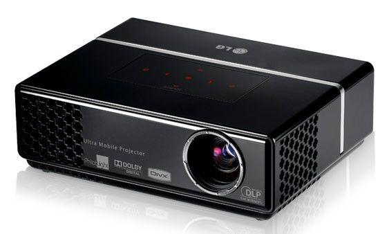 Проектор LG HS102G черный