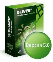 ПО Dr.Web Security Space - в картонной упаковке, на 24 мес, на 2 Пк (BSW-W24-0002-6)