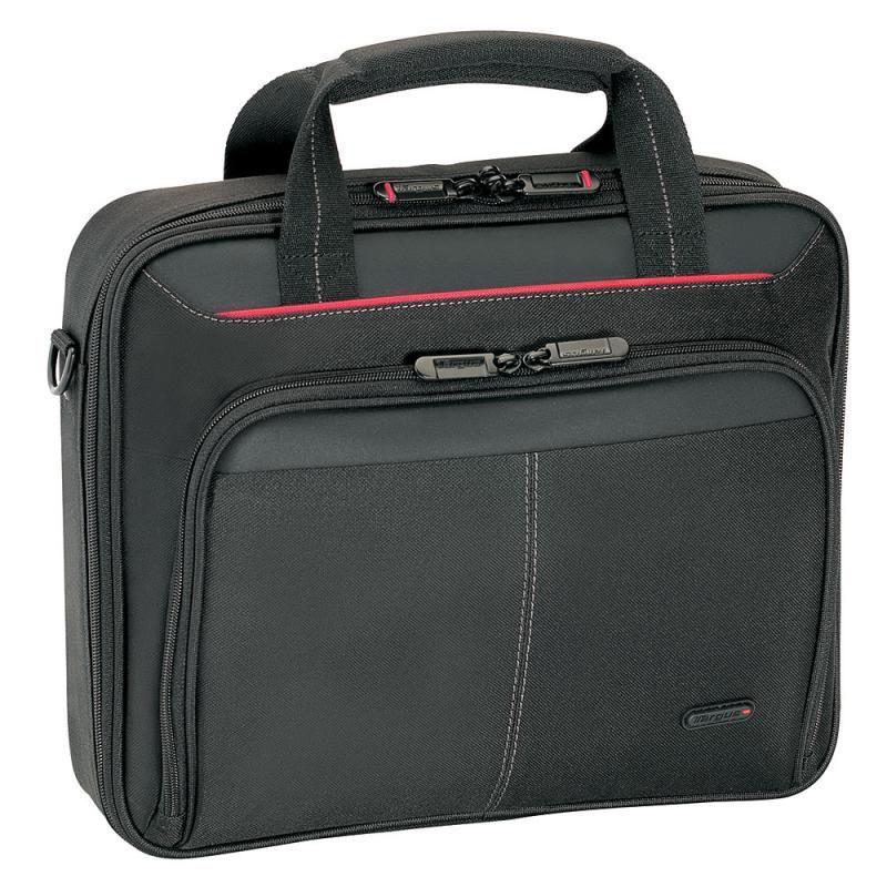 """Сумка для ноутбука 12"""" TARGUS CN312-01, черный"""