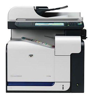 МФУ HP Color LaserJet CM3530,  A4,  цветной,  лазерный [cc519a]