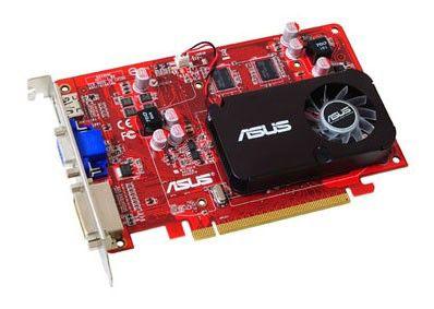Видеокарта ASUS Radeon HD 4650,  1Гб, DDR2, Ret [eah4650/di/1024md2]