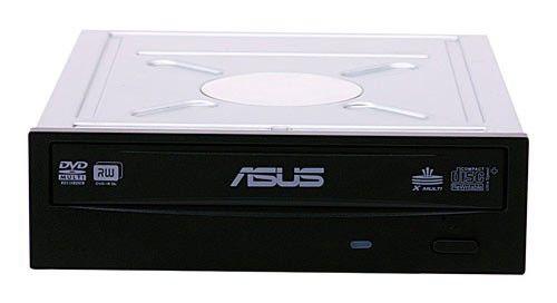 Оптический привод DVD-RW ASUS DRW-2014S1, внутренний, IDE, черный,  Ret