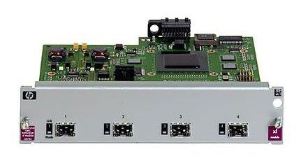 Модуль HP ProCurve Switch XL Mini-GBIC Module (J4878B)
