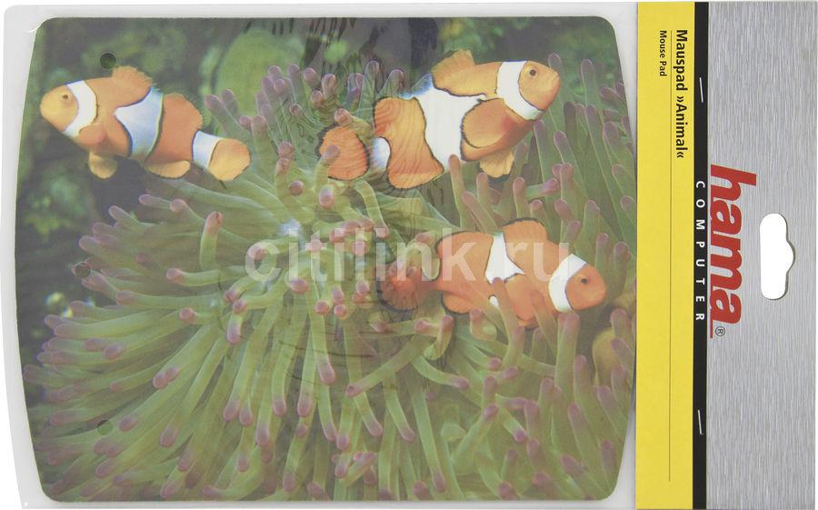 Коврик для мыши HAMA Hama Clownfish рисунок [h-50259]