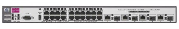 Коммутатор HP ProCurve 3400cl-24G, J4905A