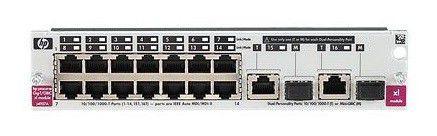 Модуль HP ProCurve Switch xl 16 port 10/100/1000 Module (J4907A)
