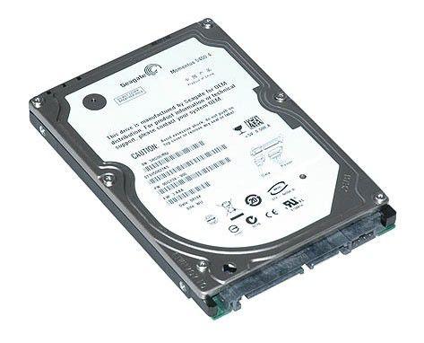 Жесткий диск SEAGATE Momentus 5400.5 ST9160310AS,  160Гб,  HDD,  SATA,  2.5