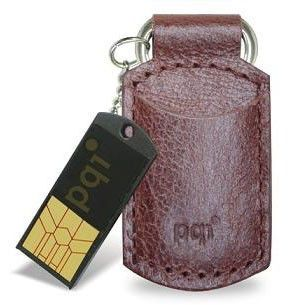 Флешка USB PQI Intelligent Drive i820 4Гб, USB2.0, черный