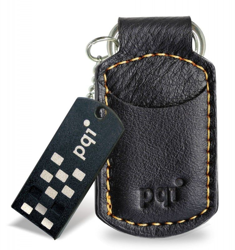 Флешка USB PQI Intelligent Drive i820 8Гб, USB2.0, черный