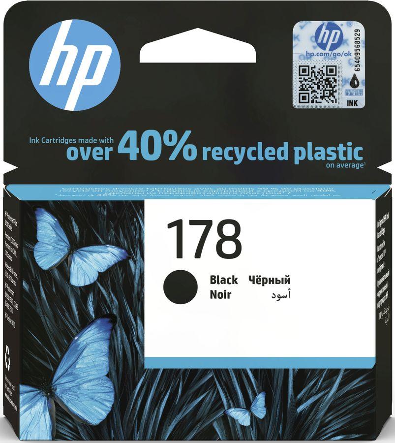 Картридж HP 178, черный [cb316he]