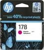 Картридж HP №178 CB319HE,  пурпурный вид 1