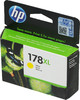 Картридж HP №178XL CB325HE,  желтый вид 1