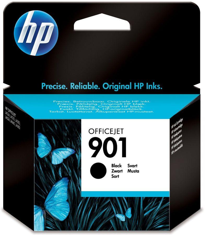 Картридж HP 901 черный [cc653ae]