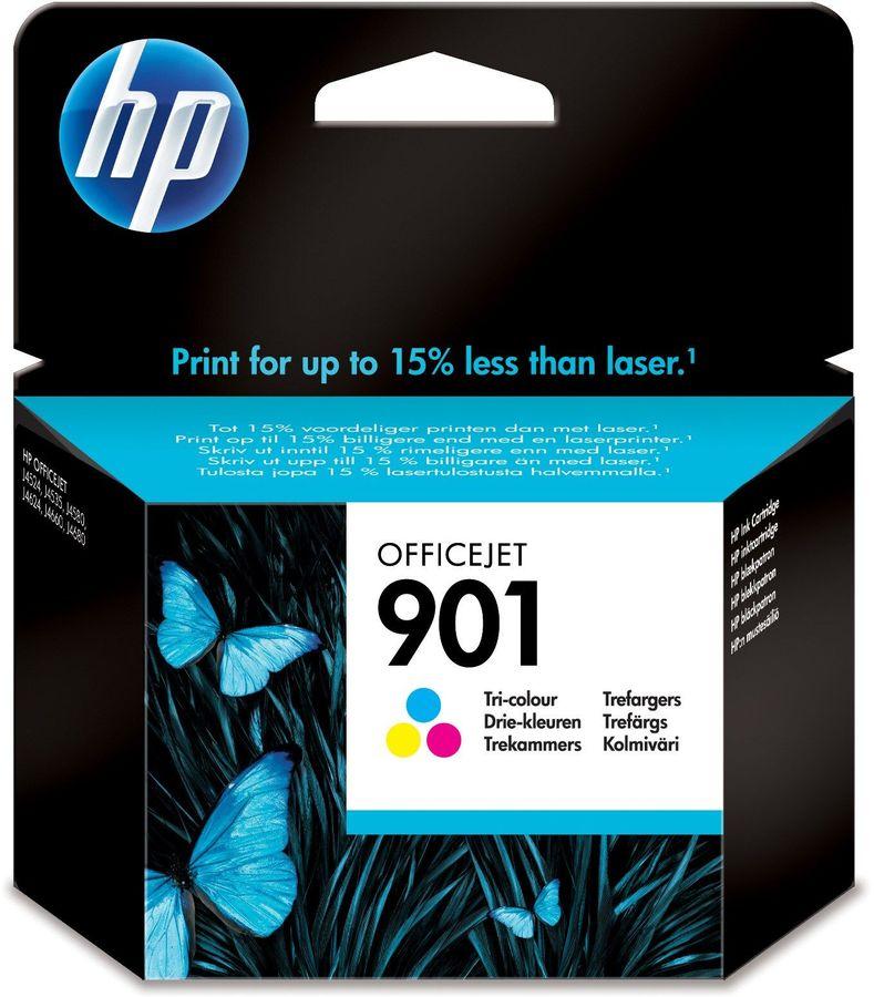 Картридж HP №901 многоцветный [cc656ae]