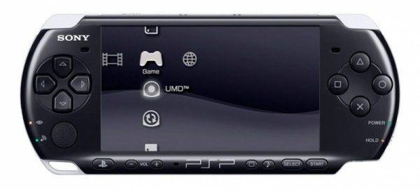 Игровая консоль SONY PlayStation Portable PSP-3008 Rus, черный