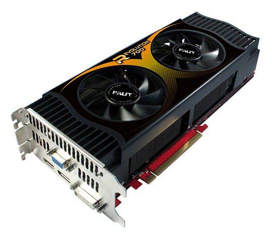Видеокарта PALIT Radeon HD 4870 X2,  2Гб, DDR5, Ret [ae5487xsf05455]